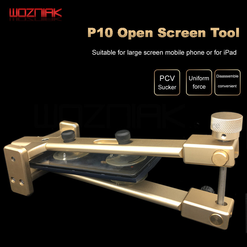 Aluminium alloy Disassemble security Open the phone screen tool Strong suction separator for ipad for iphone for samsung stainless steel disassemble tool for ipad iphone silver