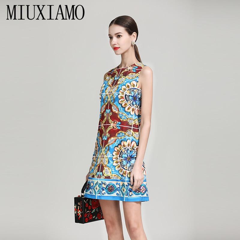 0a62edc8b6b22c Weiß Vestido Luxuriöse Casual Frauen Kleid Sommer Und Diamanten 2019  Frühlingamp  Hohe Qualität Eleghant Blau Miuximao Porzellan BorECedxQW