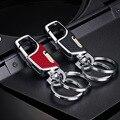 2016 new best Europe Creative Men's High-end car key chain metal key chain key ring free shipping  for bmw vw mazda kia