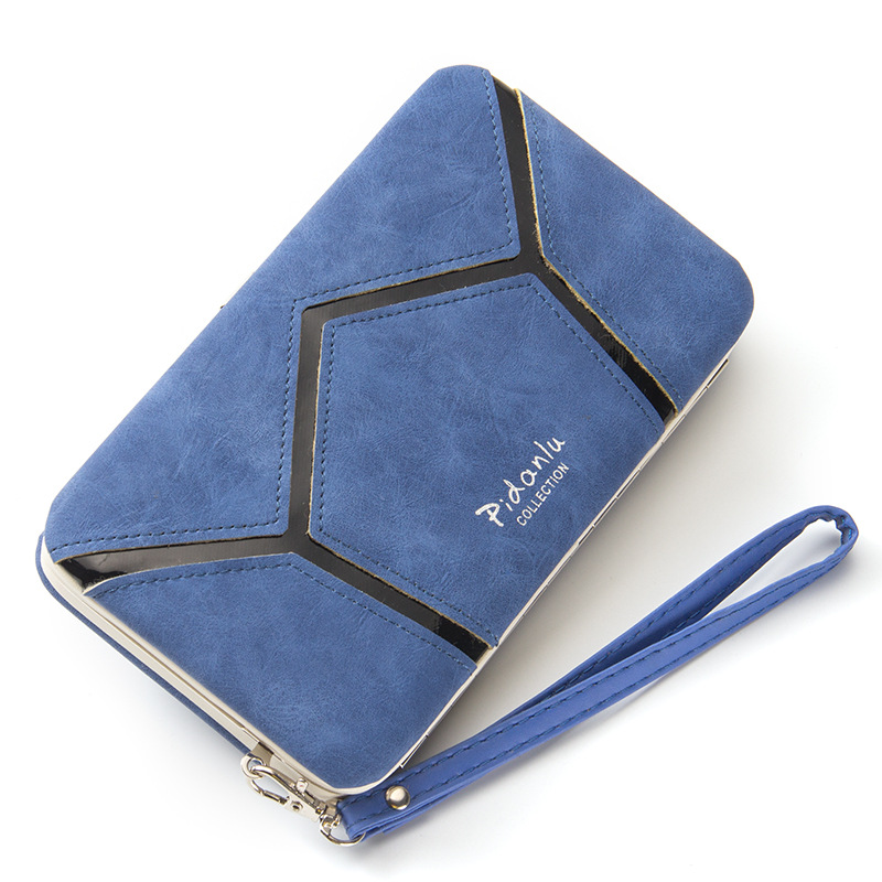Women Wallet Female 2018 Coin Purses Phone Holders Brand Pu Leather Ladies Wristlet Bag Girls Long Clutch Wallets Pencil Box цена