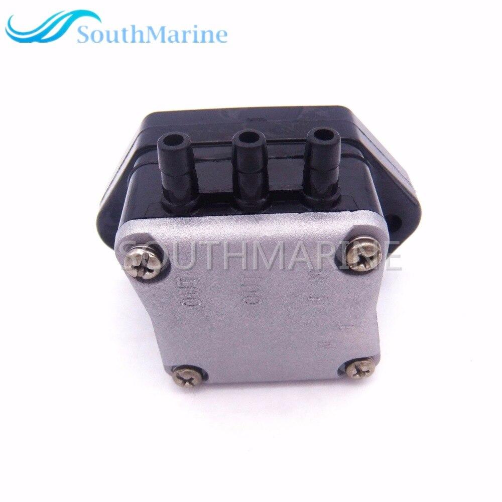 US $32 75 16% OFF|Fuel Pump Assy for Yamaha 4 Stroke 25HP 30HP 40HP 50HP  60HP Outboard Motor 62Y 24410 04 00 62Y 24410 02 00 62Y 24410-in Boat  Engine