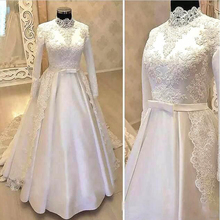 Ike Chimbandi Muslim Wedding Dresses Bridal Gowns