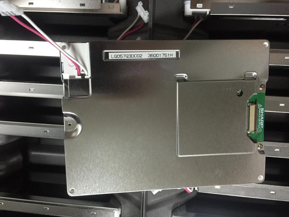 5.7 inch LQ057Q3DC12 LQ057Q3DC02 LCD screen