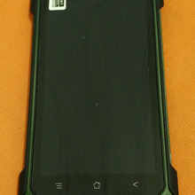 Used Original Touch screen + LCD display + Frame for Blackvi