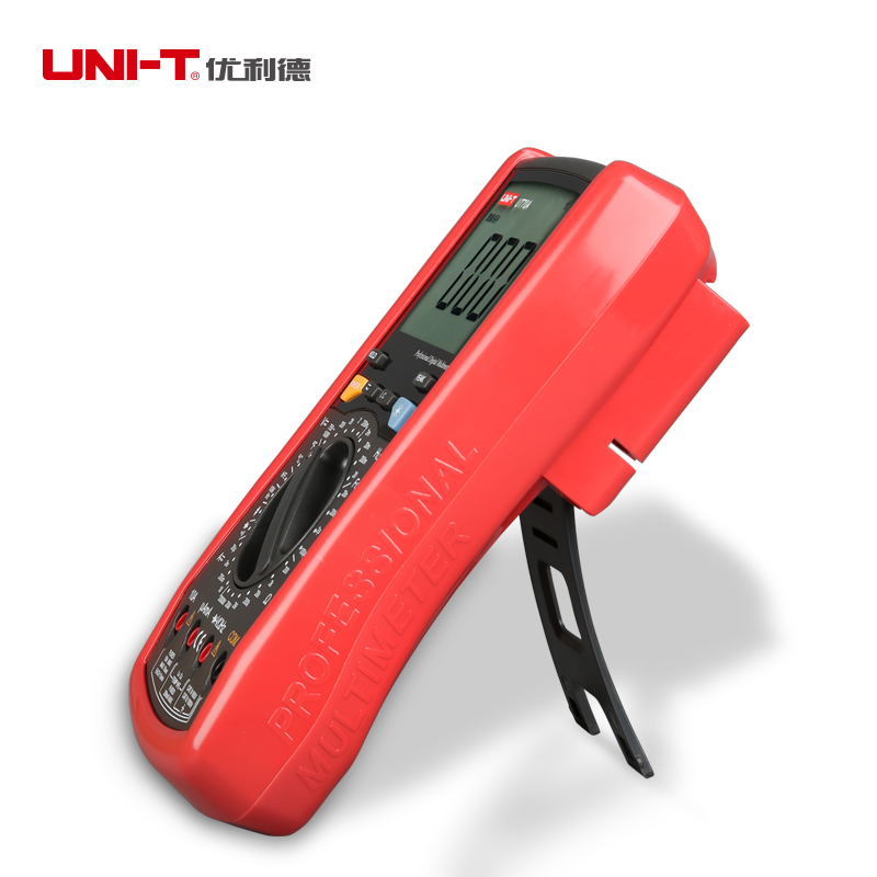 UNI-T UT70B UT-70B LCD multimetro Digital Volt Amp Ohm Temp capacitancia Tester