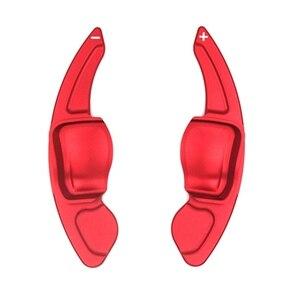 Image 2 - Accessori Auto Volante Del Cambio Paddle per Vw Tiguan Golf 6 MK5 MK6 Jetta Gti R20 R36 Cc Scirocco Cambio estensione