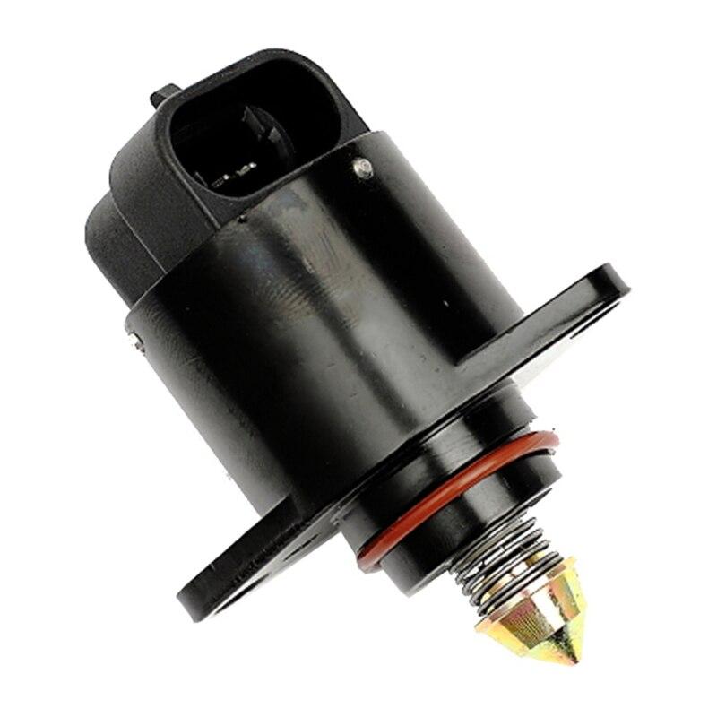 Zawór sterujący jałowym powietrzem IACV silnik krokowy AC167 dla Aveo Wave 1.6L 04-08 OE #93744675 96434613 17059602 wysoka jakość