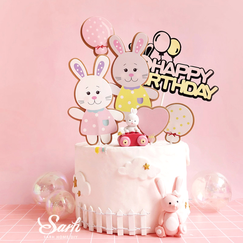 NEW S5 CUPCAKE CAKE TOPPER CUP TOPPERS DECORATION PARTY SUPPLIES BALLOON BANNER