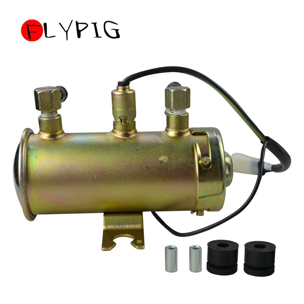 Universal 12V Electric Fuel Petrol Pump Kit Low Pressure HRF 027 Petrol-in Pumps from Automobiles & Motorcycles on AliExpress - 11.11_Double 11_Singles' Day 1
