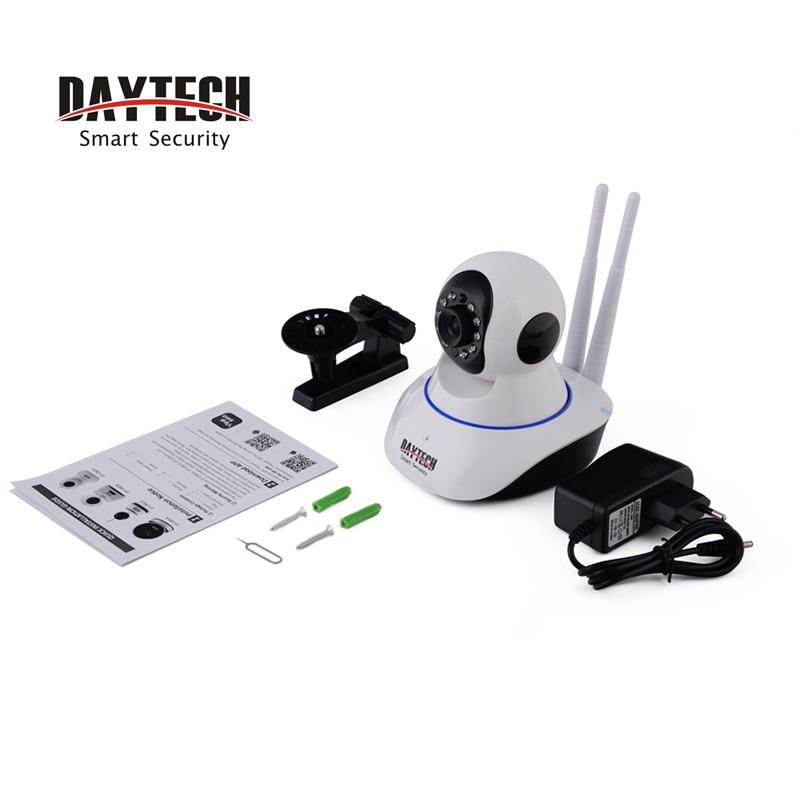 DAYTECH Κάμερα WiFi IP 2MP Αρχική Ασφάλεια - Ασφάλεια και προστασία - Φωτογραφία 4