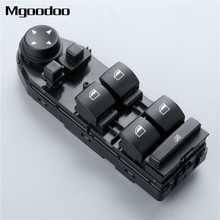 Mgoodoo Electric Power Window Left Driver Side Switch 61313414355 For BMW E83 X3 2.5i 3.0i 3.0si