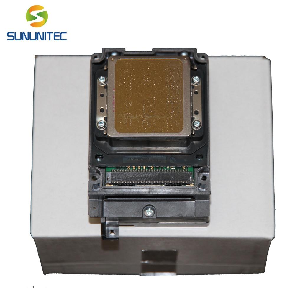 F192040 DX8 DX10 TX800 UV Print head Printhead For Epson TX800 Nuocai Xuli Sky-Color UV Photo Printer(China)