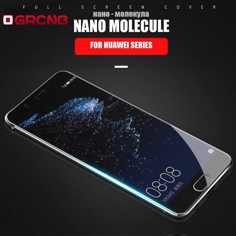 2.5D Закаленное Стекло для Huawei Honor 8 9 Lite Полное покрытие Экран протектор Плёнки  ...