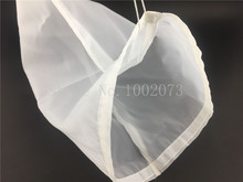 3 Sizes food grade Coffee Beer Wine home brew mash filter bag for batch homebrew bucket can be customized