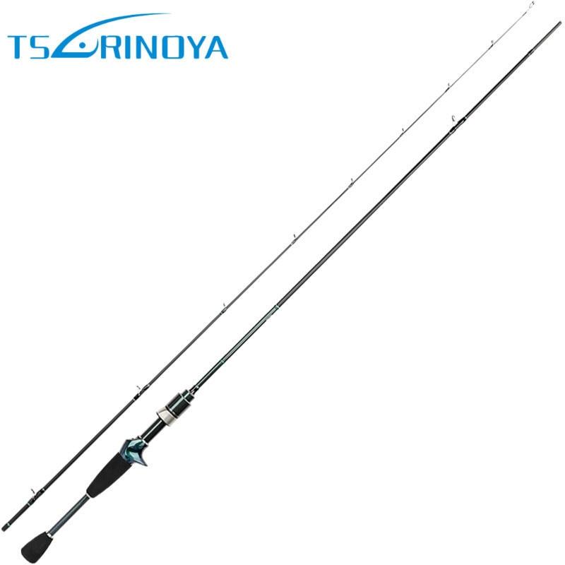 TSURINOYA DEXTERITY UL Casting Rod 1 89m 2 Sec Fishing Ultra Light Carbon Fishing Pole Lure