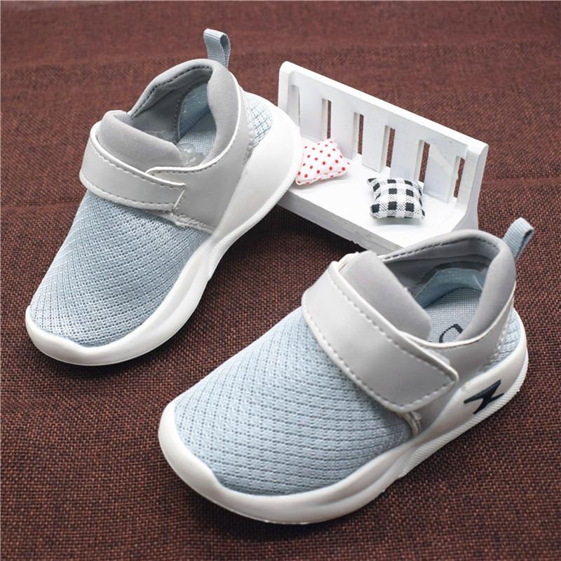 US $21.28 6% OFF|Chłopcy buty na co dzień dzieci buty jesień oddychająca siatka moda błyskawica dla dzieci chłopięce buty sportowe typu sneakers