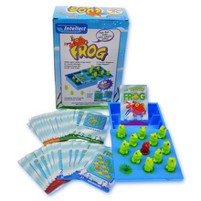 Frog Puzzle Family Board Game
