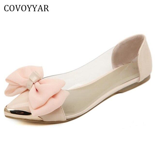 HEE GRAND Slip-on Femme Chaussures Ballet Paillettes Bowtie Or Élégantes De Mariage Bling oNjDLhqg