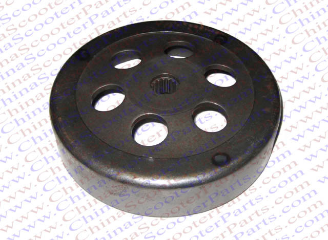 155MM 16T CVT Clutch Bell  260 300 170MM 173MN Linhai Buyang Xinyue  Dune ATV Buggy Scooter Parts