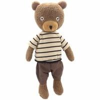 JESONN Big Stuffed Animals Toys Bear Soft Plush Teddy Bear Dressed Dolls for Baby and Kid's Birthday Gifts 50 CM