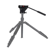 VD M8 Lightweight Hydraulic Video Head 360 Degree for Tripod & Monopod ND998