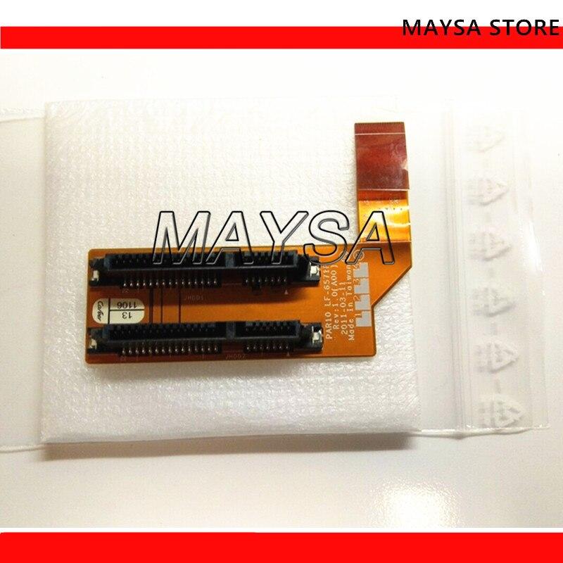 09JP9M pour DELL Alienware M18x R1 HDD SATA disque dur adaptateur connecteur câble LF-6571P 9JP9M test bonne livraison gratuite