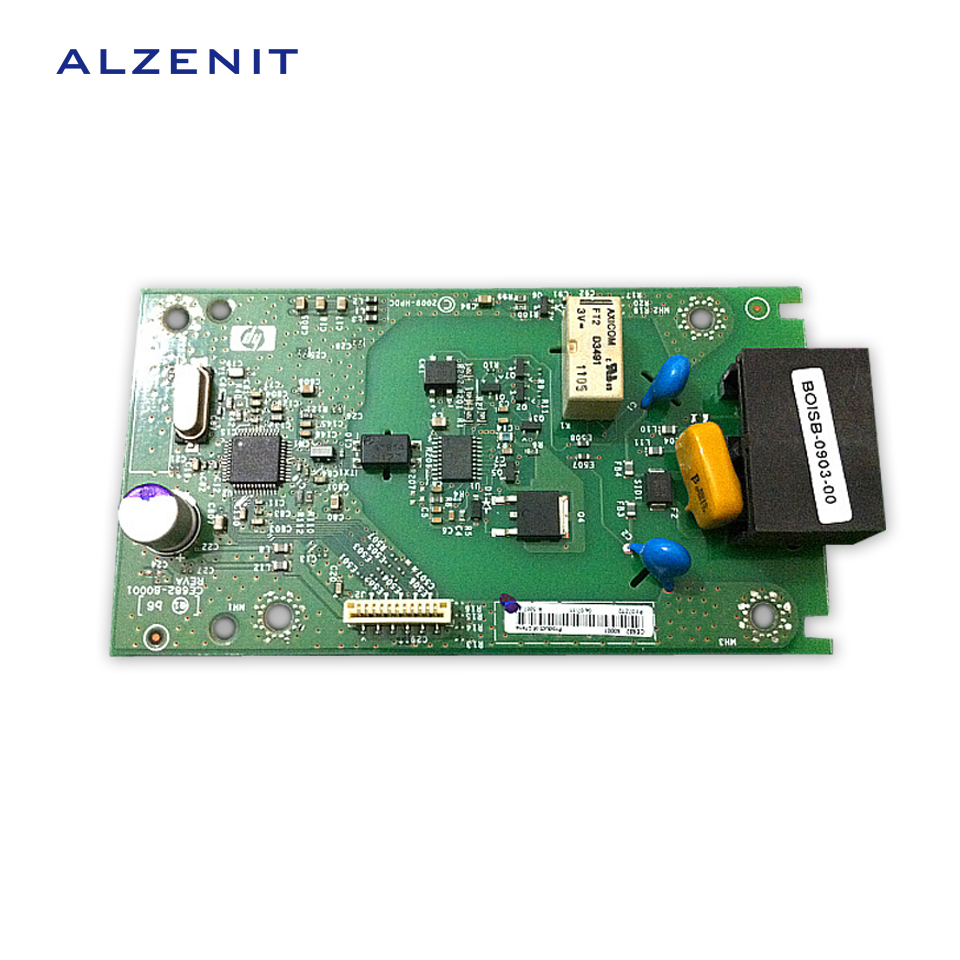 все цены на  GZLSPART For HP 1536  M1536DNF Original Uesed Fax Modem Board CE544-60001 Fax Module Board Printer Parts On Sale  онлайн