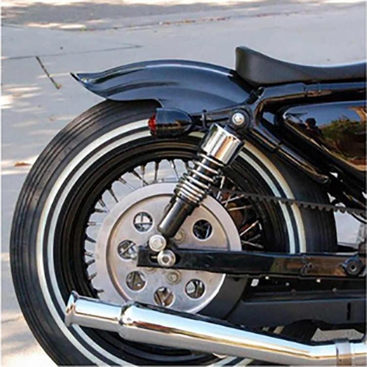 Мотоцикл черный Задний крыло аксессуары для Harley Davidson 883 XL1200