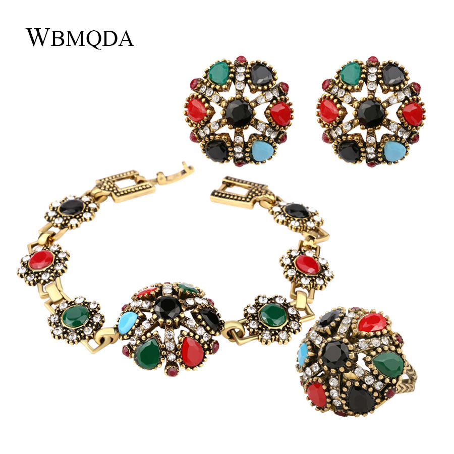 3 Pcs/lot Indian Jewelry...
