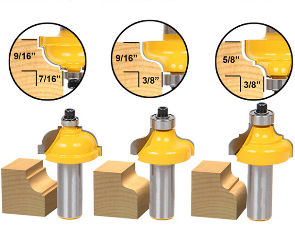 SHK:1/2 Jump table knife angle line type two jump table knife woodworking cutter engraved-3PCS/SETS ontario knife rat 1