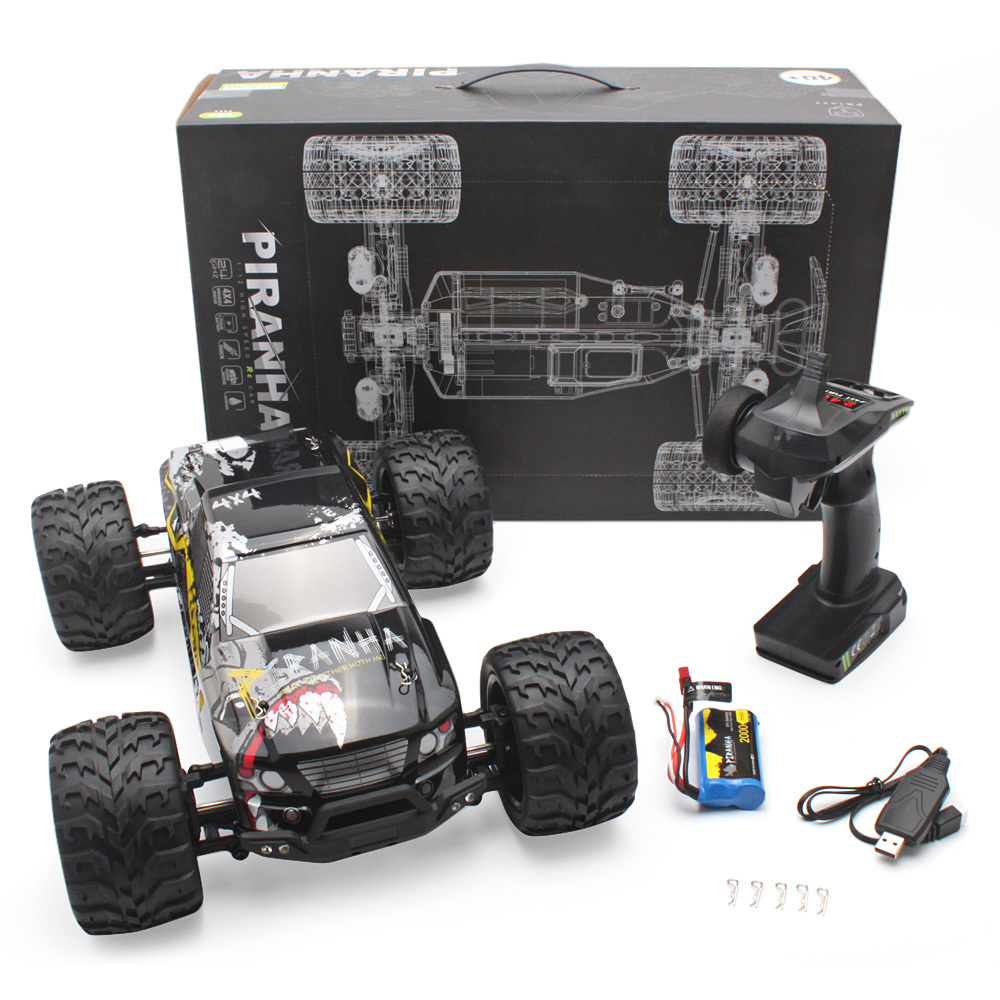 New PXtoys 9200 RC Car 1/12 Scale 2.4G Electric 4WD Remote Control Car 40KM/H High speed RC Climbing Car Off-road vehicle Truck