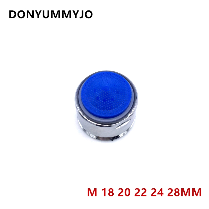 1pc Kitchen Basin Faucet Aerator 18 20 22 24 28mm Outside Thread Crew Bubbler Water Saving Purifier Aerator Kitchen Accessories