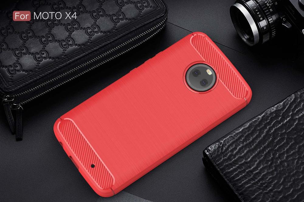 US $1 59 20% OFF|AXBETY Coque For MOTO X4 Case Fashion Carbon Fiber Ultra  Slim silicon Cases For Motorola Moto X4 Cover for MOTO X 4 5 2