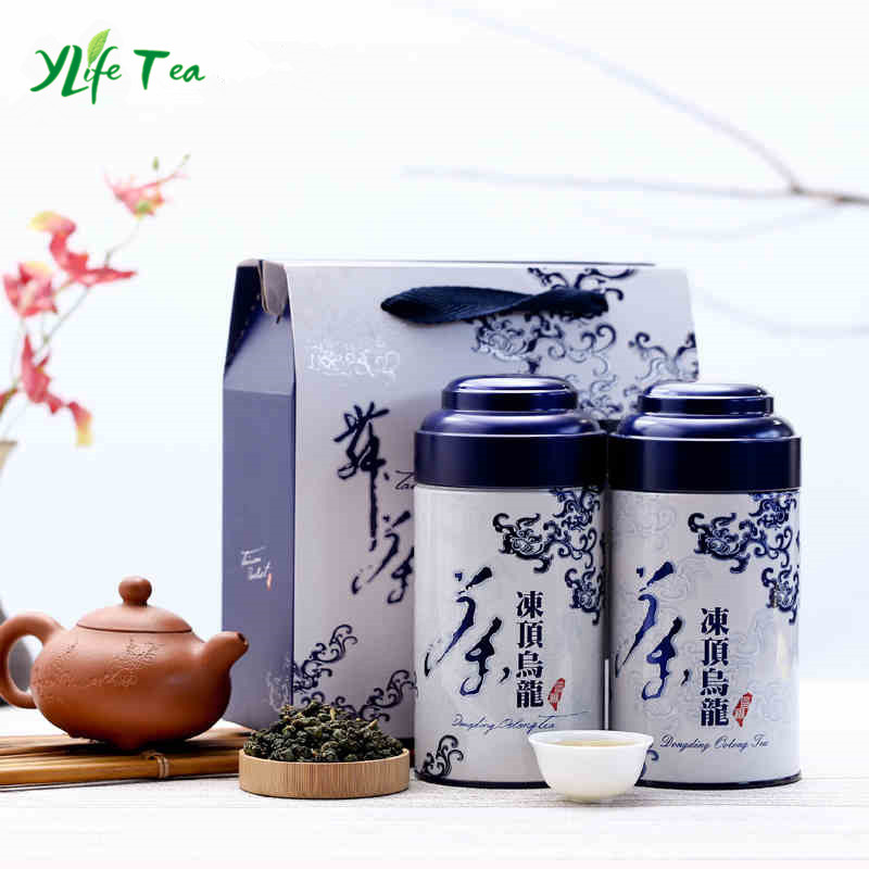 2016 New 300g Taiwan High Mountains Jin Xuan Milk Oolong Tea Wulong Tea Green Food font