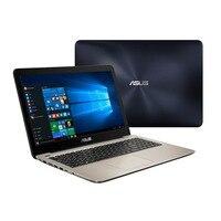 2,7 ГГц Asus игровой ноутбук 4 ГБ Оперативная память 1 ТБ Встроенная память DDR4 компьютер 15,6 ультратонкий HD 1920x1080 16:9 PC Wi Fi Bluetooth Office Тетрадь PC
