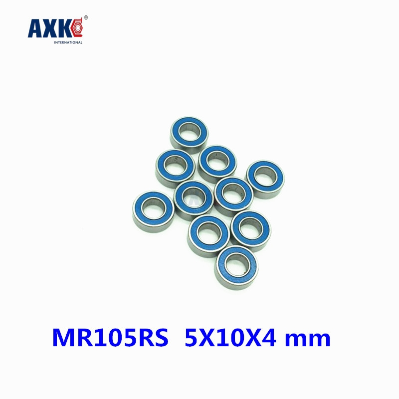 Factory direct sale MR105 RS MR105-2RS MR105RS  L-1050 WBC5-10 5X10X4 mm high-quality bearing helicopter model car available