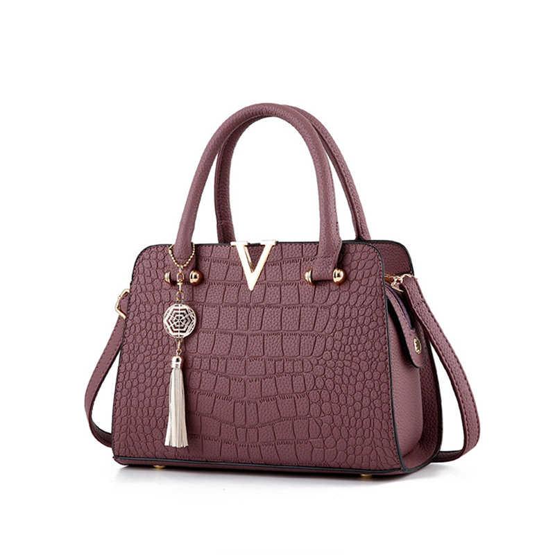 21 clube marca jacaré tassel cinta senhoras totes hotsale compras trabalho bolsa de alta qualidade feminina crossbody saco bolsas