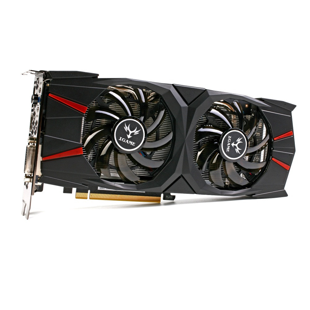 Nuovo iGame GTX1060 U-3G Video Gaming Scheda grafica 1556-1771 mhz/8008 mhz I2M5 18Oct12 F