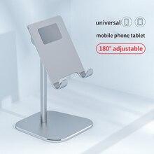 Teléfono Móvil Tablet soporte de escritorio multifunción Universal ajustable portátil soporte de teléfono de escritorio para Samsung Iphone X XS MAX