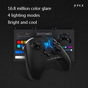 Image 4 - Flydigi pubg somatosensorial mobil denetleyici Bluetooth kablosuz gamepad denetleyici desteği bilgisayar mobil oyun sistemi joystick