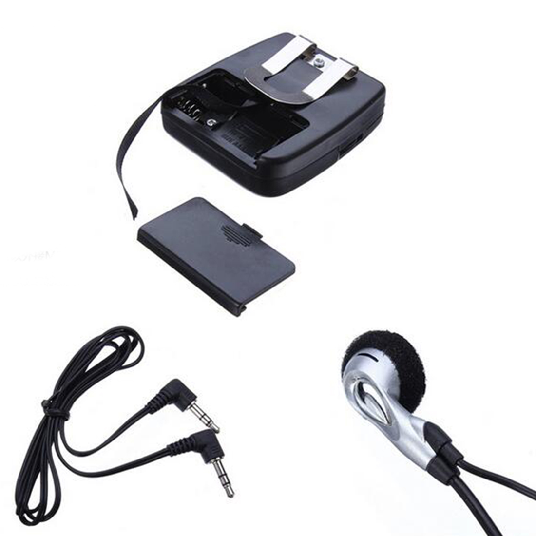System Communication Earphone Headset