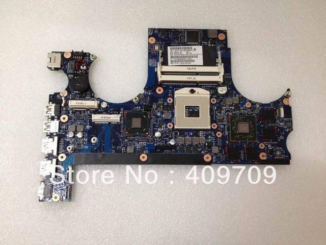 100% HOT SALE  for HP en14 laptop motherboard 665933-001 99% new 100 % full  test