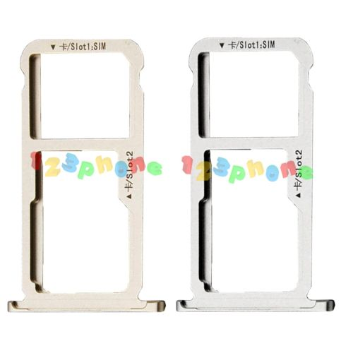 BRAND NEW DUAL SIM / SD CARD SLOT TRAY HOLDER FOR HUAWEI HONOR 6X