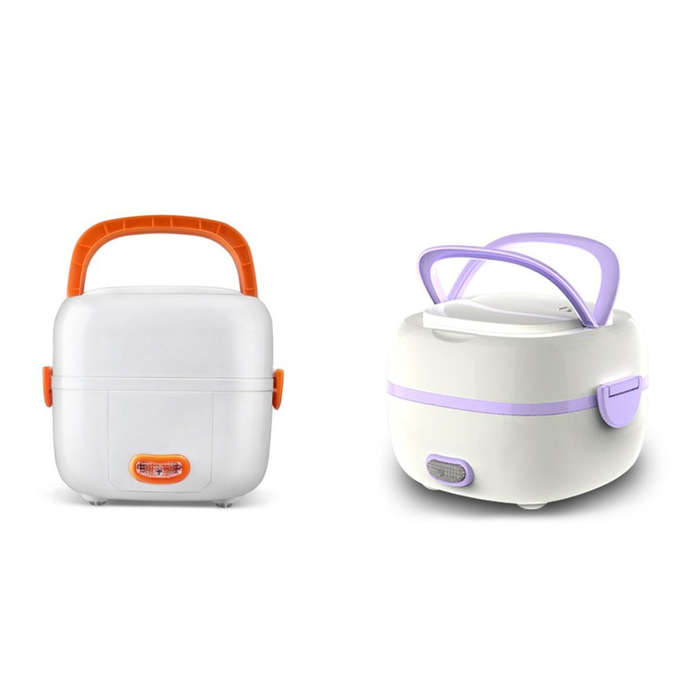 2018 New Multifunctional Electric Lunch Box Mini Rice Cooker Portable Food Heating Steamer Heat Preservation Lunch Box EU Plug2018 New Multifunctional Electric Lunch Box Mini Rice Cooker Portable Food Heating Steamer Heat Preservation Lunch Box EU Plug