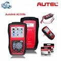 Autel Автоссылка AL539B OBDII авто Code Reader Электрические Инструмент Тестирования AL 539B 539 b Автомобильный Сканер escaner automotriz