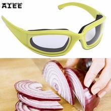 AIEE 1 шт. аксессуары для кухни лук очки барбекю очки для защиты глаз инструменты для приготовления пищи Прямая поставка