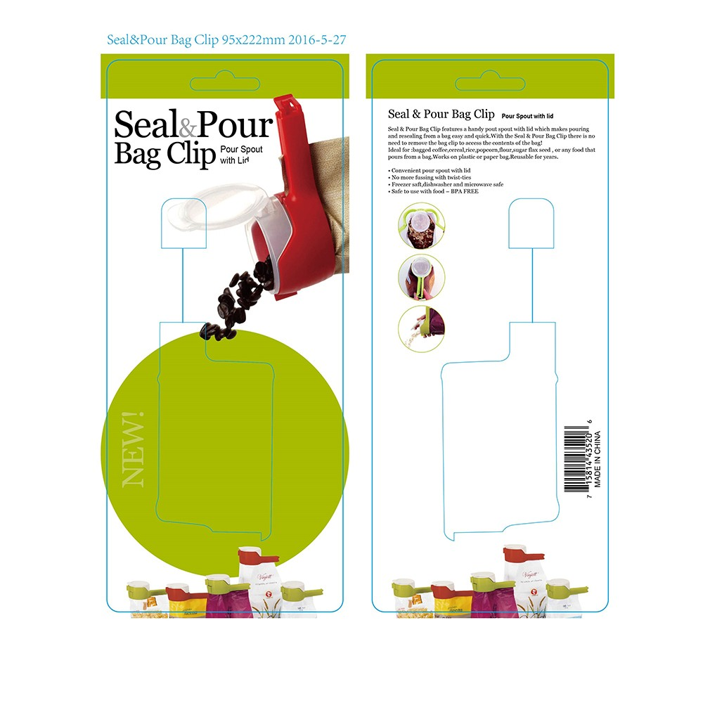 Seal And Pour Clip