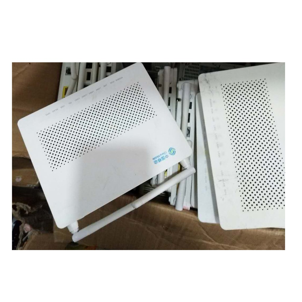 Image 5 - Used Huawei GPON ONU HG8546M ONT termianl with 1GE+3FE+voice+wifi English software-in Fiber Optic Equipments from Cellphones & Telecommunications
