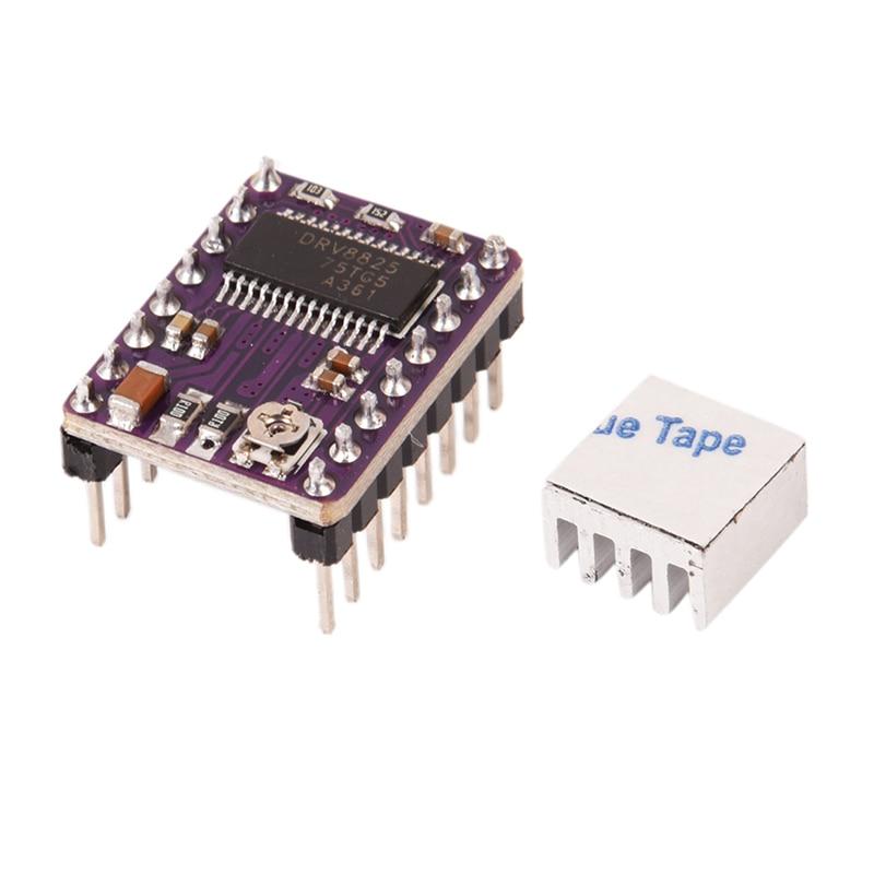 DRV8825 Controlador Motor Módulo Impresora 3d ramps1.4 Reprap Stepstick