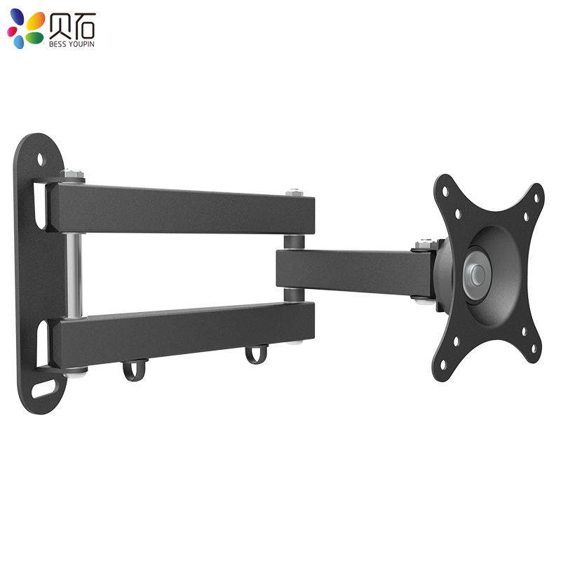 Image 2 - Universal Adjustable TV Wall Mount Bracket Universal Rotated Holder TV Mounts for 14 to 32 Inch LCD LED Monitor Flat PanelTV Mount   - AliExpress